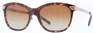 Burberry BE4169Q Dark Havana w/ POLAR Brown Gradient